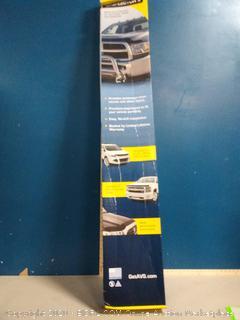 Auto Ventshade 25047 Bugflector II Dark Smoke Hood Shield for 2010-2017 Chevrolet Equinox(Factory Sealed/Box Damage) COME PREVIEW!!!!