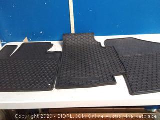 carbon fiber floor liners custom