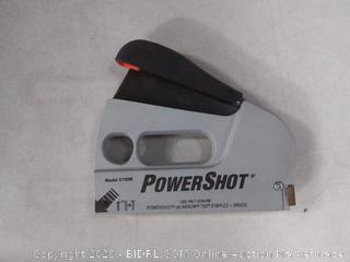 PowerShot staple nail gun