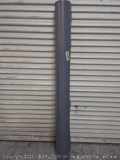 PVC Shower Pan Liner Roll in Gray 40 mil (online $229)