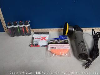 Chemical Guys polisher kit