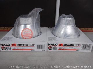 Cooper Lighting 30WATH 6 Inch WHT MTL Baffle  [2]
