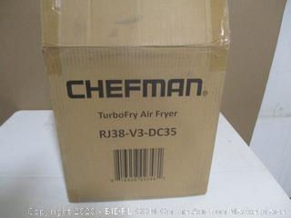 Chefman TurboFry Air Fryer (Powers On)