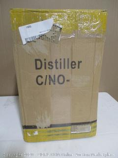 Water Distiller (See Pictures)