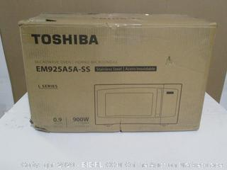 Toshiba Microwave Oven (See Pictures)
