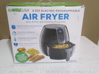 GoWise Electric Air Fryer (See Pictures)