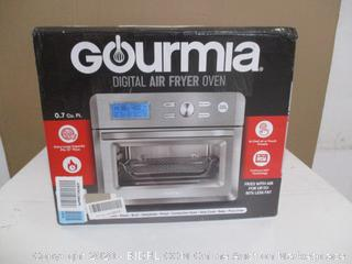 Gourmia Digital Air Fryer Oven (See Pictures)
