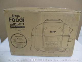 Ninja Foodi Compact Pressure Cooker (See Pictures)