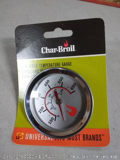 Char-Broil Round Grill Thermometer