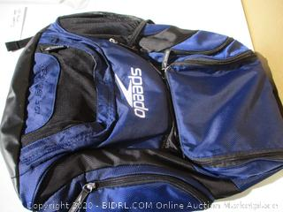 Speedo Back Pack (See Pictures)