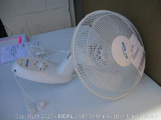 Hurricane Floor Fan (See Pictures) DAMAGED