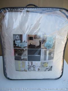 Madison Park Comforter Set (See Pictures)