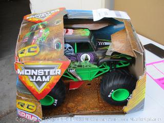 Monster Jam Rc Car
