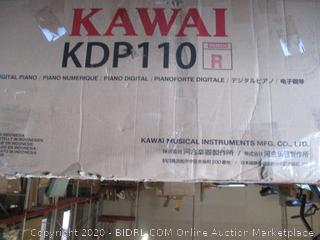 Kawai KDP110 Digital Piano (Powers On)$997 Retail