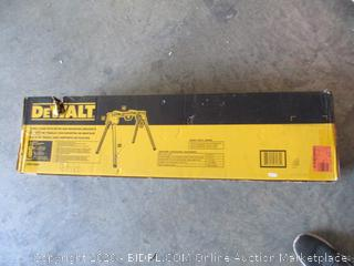 DeWalt Work Stand with Miter Saw Mounting Brackets (See Pictures)