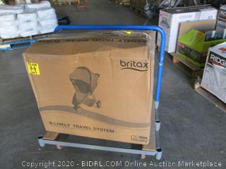 Britax B-Lively Travel System (See Pictures)