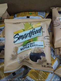 Smartfood 40 pack count Kettle Variety Pack