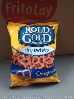 Rold Gold Tiny Twists Pretzels, 2 oz Pack of 64