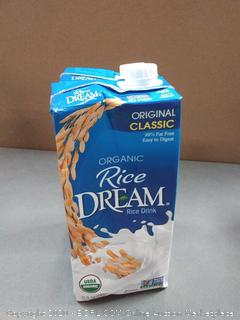 Rice Dream Non Dairy Rice Beverage 32.00 fl oz ShopRite x2