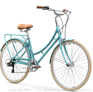 Sixthreezero Ride in the Park Women's 7-Speed City Bicycle, (Online $429)