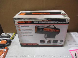 Dyna-glo Pro Air Heat (Powers On)