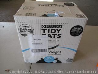 Purina Tidy Cats Light Weight, Litter Box