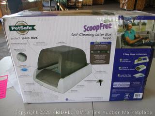 PetSafe ScoopFree Self- Cleaning Litter Box