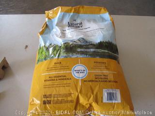 Natual Balance Potato and Duck Dry Dog Food
