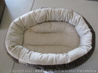 Oval Pet Bed