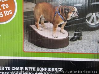 Pet Gear Stramp Stair and Ramp Combination, Dog/Cat Easy Step