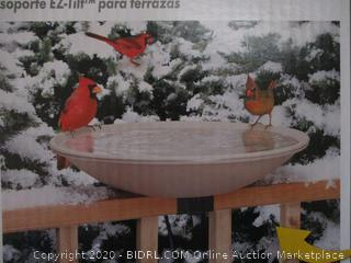"Allied Precision Industries Heated 20"" Bird Bath"