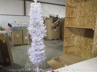 National Tree Company- Pre Lit White Christmas Tree