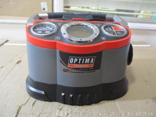 Optima Digital 1200 12V Performance Battery Charger and Maintainer ($199  Retail)