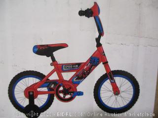 Huffy - Spiderman- Kids Bike