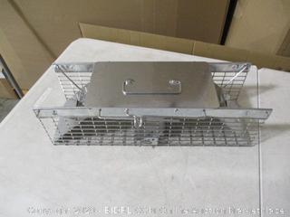 Havahart- Live Animal Cage Trap- Two Door- Small