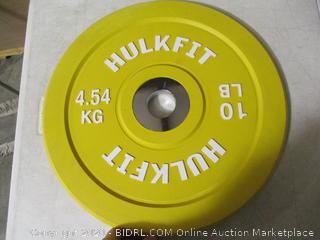 Hulkfit- 10LB Weight