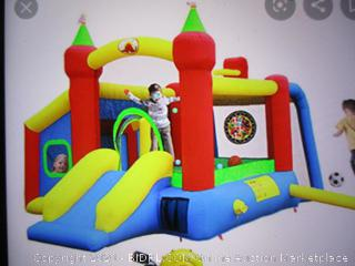 WellFunTime- Inflatable Bouncy Castle ( Retails $269)