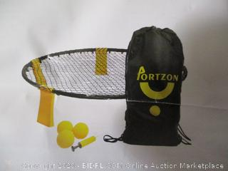 Portzon- Volleyball Spike Game Set
