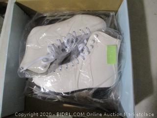 American Athletic Shoe -Ice Skates- Ladies- Size 5- White