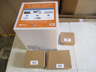 SoClean 2 Cpap Sanitizer Premium Package ($348 Retail)