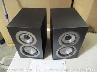 ELAC - Uni-Fi UB5 Concentric Bookshelf Speakers ($579 Retail)