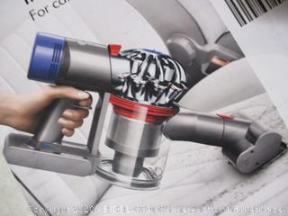 Dyson V8 Animal Cord-free Stick Vacuum in Nickel/Titanium ($299 Retail)