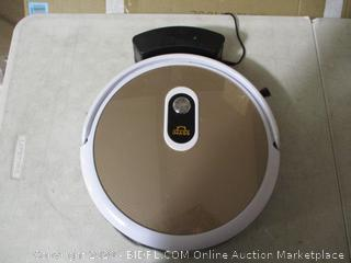 Robot Vacuum Cleaner and Mop IMASS A3-WGD Robot Cleaner with Wi-Fi Connectivity ($227 Retail)