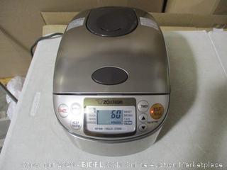 Zojirushi - NS-TSC10 Rice Cooker and Warmer