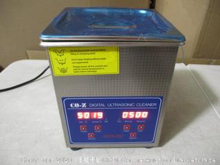 Co-Z - Digital Pro Ultrasonic Cleaner