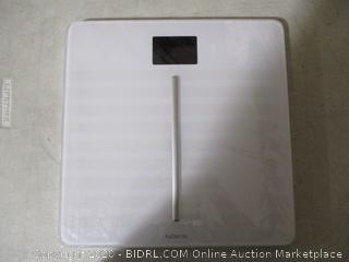 Nokia - Body Cardio Wi-Fi Smart Scale