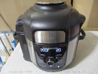 Ninja - Foodi Deluxe 8Qt Programable Pressure Cooker With Air Frying ($229 Retail)