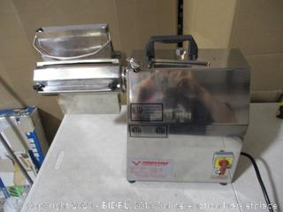 American Eagle AE-TS22 1.5HP Electric Meat Tenderizer Kit Stainless Steel - $999 Retail (dented, please preview)