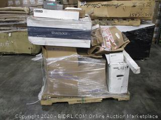 Miscellaneous Pallet Lot (Some Items Damaged)