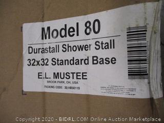 "Durastall Shower Stall 32""x32"""